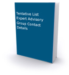 Tentative List Expert Advisory Group Contact Details Cover