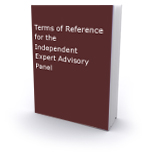 Terms of Reference for Tentative List Expert Group Cover